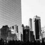 New York Architecture bw